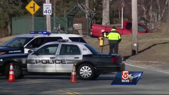 Plymouth officer killed honored by first responders across Massachusetts