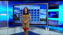 WBZ AccuWeather Forecast for August 14