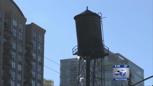 City officials targeted Huron Street water tower for years
