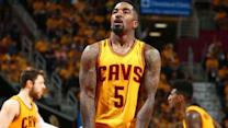 Block of the Night - J.R. Smith