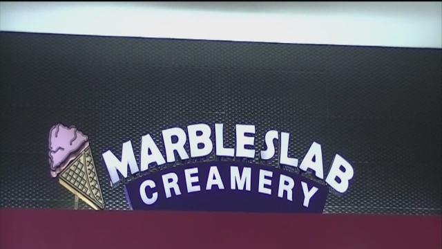 Dirty Dining: Marble Slab Creamery