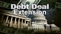 House passes debt limit extension tied to lawmakers' pay