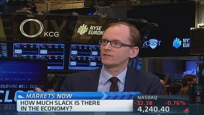 Slack in US economy disappearing: Pro