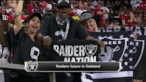 Relocating to St. Louis, San Antonio a possibility for Raiders