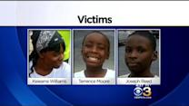 Funeral Today For 3 Children Killed In Carjacking Crash
