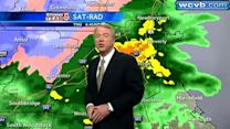 Mike's wintry Thursday forecast