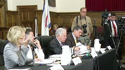House Panel Holds Hearing on WVa Chemical Spill