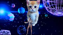 Miley gives a 'catastrophic' performance