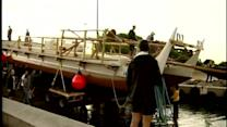 Hokulea back at sea for new voyage