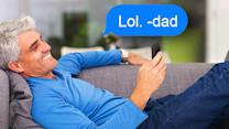 The 7 Most Dad Texts Ever