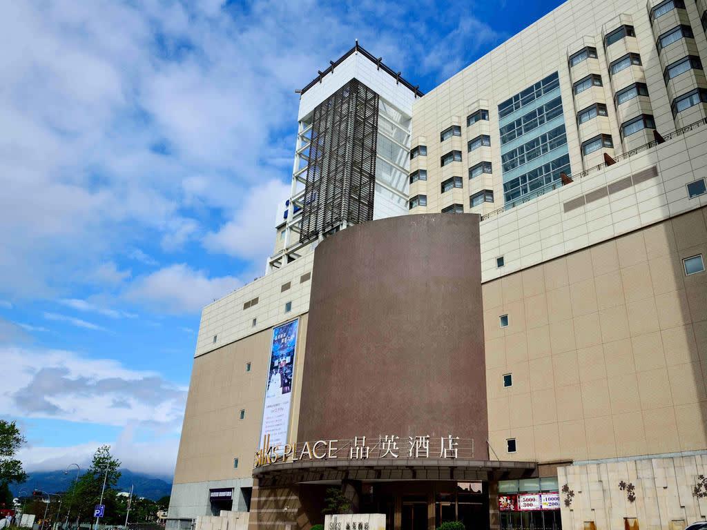 蘭城晶英酒店。(圖片來源/booking.com)