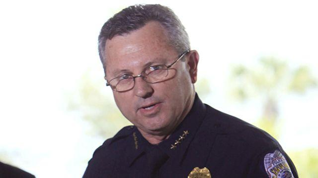 Fla. police chief at center of Trayvon Martin case fired