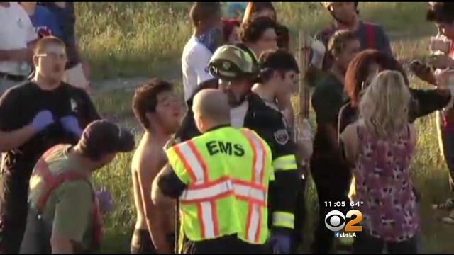 LAUSD Confirms Several Southland Students Involved In Fatal Tour Bus Crash