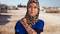 Photographer captures hopes and regrets of Syrian refugees