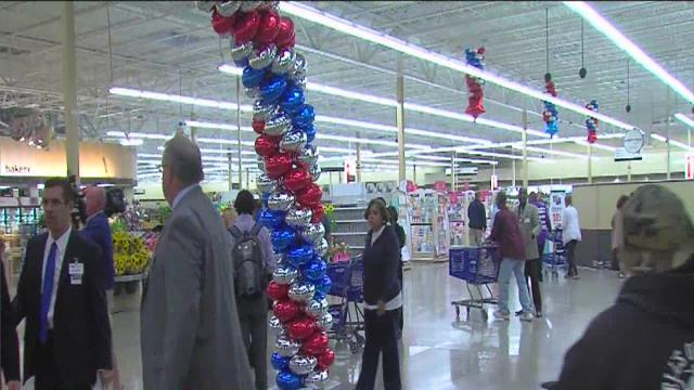 Detroit's first Meijer superstore opens at sight of old Michigan State Fairgrounds