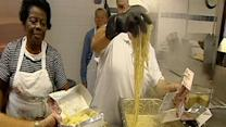 Fayetteville holds 'world's largest spaghetti dinner'