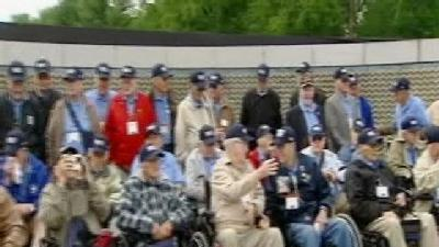 Okla. Vets Receieve Honor Flight At Nation's Capitol
