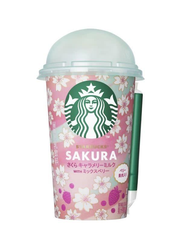杯裝 櫻花 日本星巴克