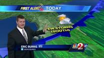 First Alert Weather: Father's Day Forecast