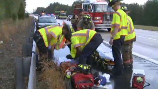 Woman hit by car on Highway 147 in Durham