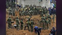 Hurricane Manuel Hits Land In Northern Mexico