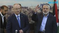 Palestinian Cabinet Ministers Make Rare Visit to Gaza on Unity Mission