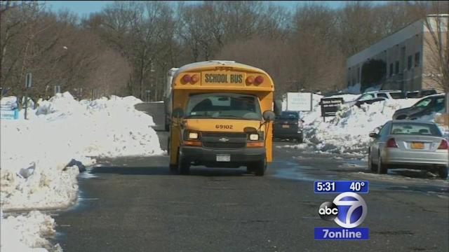 Parents outraged at bus cancellation for special-need students