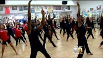 Students At Philadelphia's Creative & Performing Arts High School Get Down And Dirty