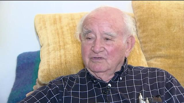 Holocaust Survivor Explains Importance Of D-Day