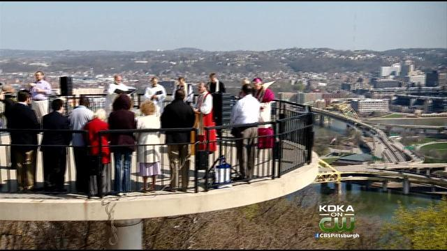 Local Churches Packed For Easter Sunday