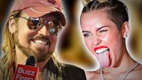 Which Celeb Has The Biggest Tongue At The VMA Red Carpet?