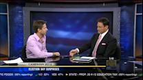 760s Mike Slater on News 8: Election Day surprises