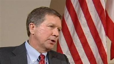 Gov.-Elect Kasich Talks About The Economy