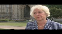 Baroness Hayman relieved at Sewel resignation