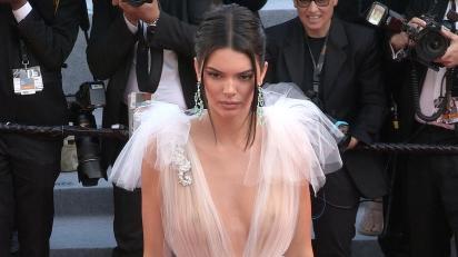 Kendall Jenner Desnuda O Vestida