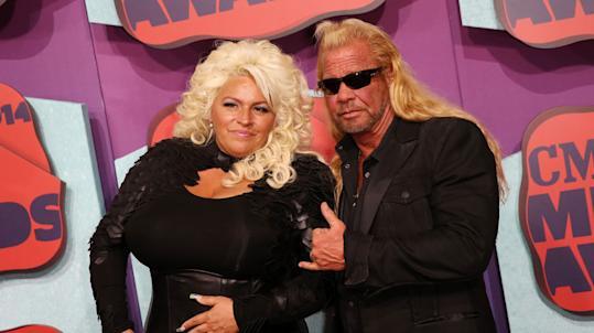 Dog The Bounty Hunter Remembers Wife Beth Chapman Almost A