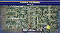 Visalia grandmother and grandson drown in family pool