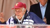 'Unbroken' inspiration Louis Zamperini dies at 97