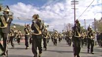 Rose Bowl marching band changes kids' lives