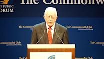 Former Pres. Carter critical of Obama in SF speech
