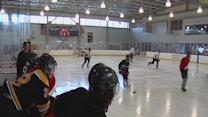 Hockey-Thon at SJCH