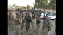 Iraqi soldiers recapture district near Baghdad from insurgents