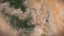 The Mercedes-AMG GT S Tackles Arizona's Legendary Route 89 and the Grand Canyon
