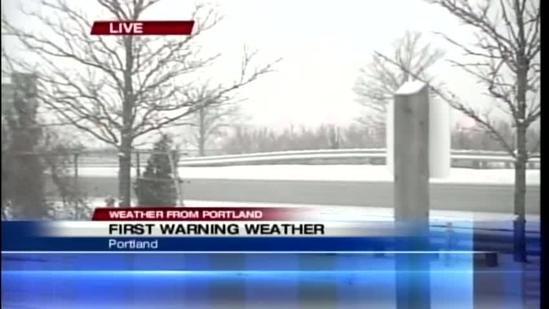 Video: Tuesday morning storm forecast