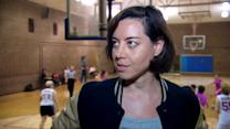 Why Aubrey Plaza's Women's Basketball League Is Actually a Big Deal