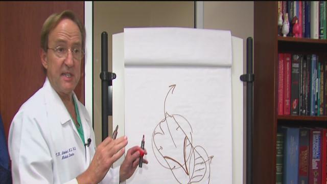 Local doctor enrolls patients for parachute heart clinical trial