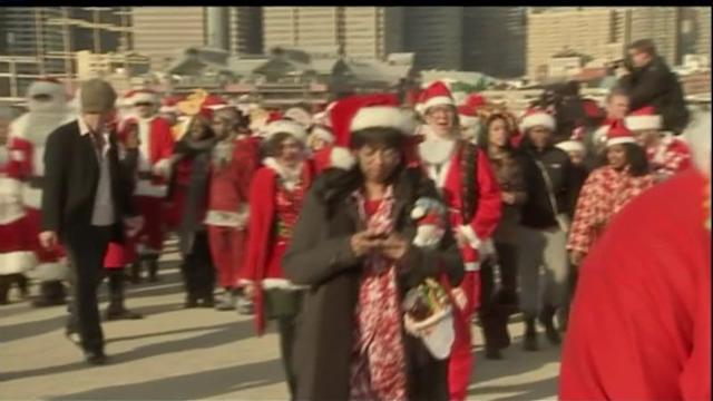 NYC Tries to Crackdown on `Drunken Mess` SantaCon