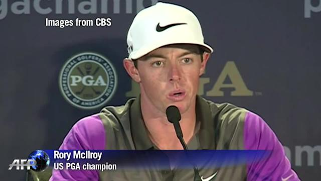 McIlroy wins dramatic shootout to take PGA title