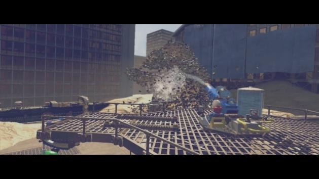 Lego Marvel Super Heroes: Kids put game to the test