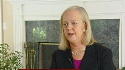 Meg Whitman: Behind The Scenes Tease